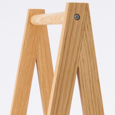 耐荷重:ハンガー部分10kg、棚板10kg。 homeiscomfy さんのボード「ハンガーラック 木製 無印良品」 ...
