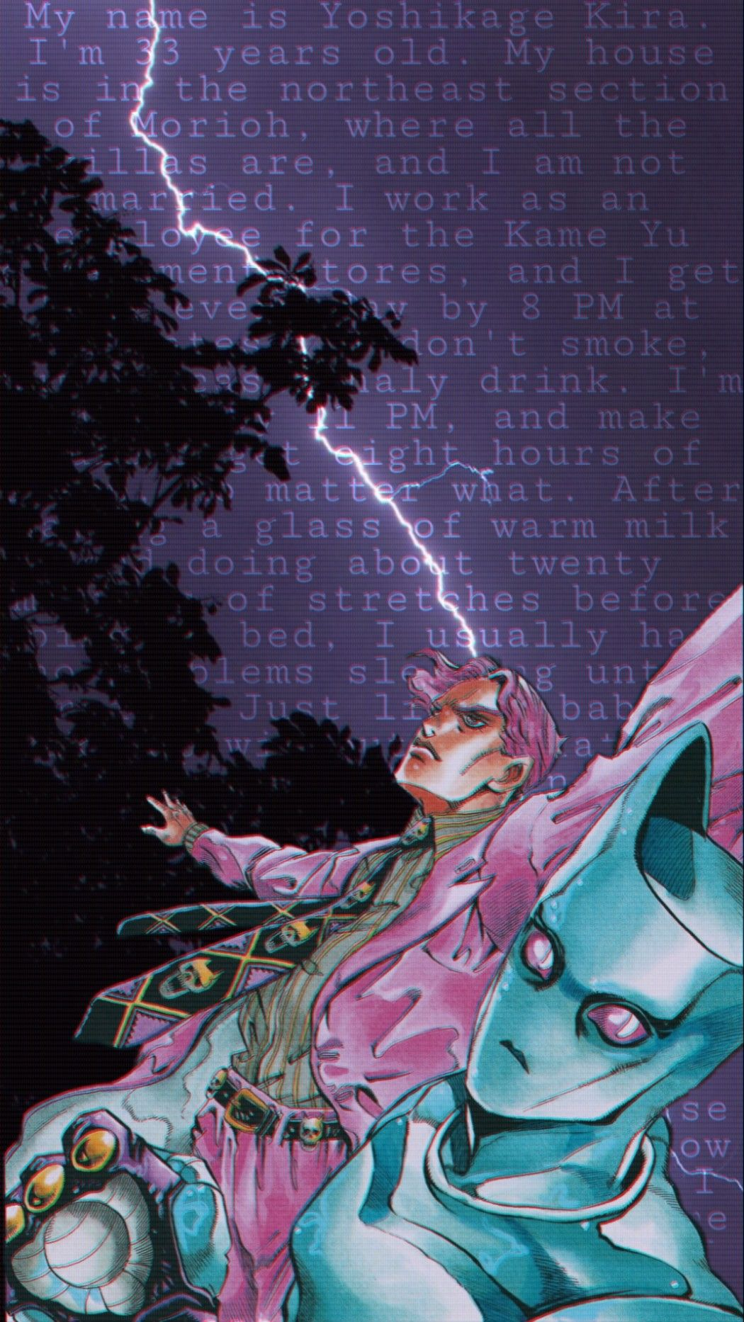 Pin On Jojo S Bizarre Adventure Wallpapers Aesthetic