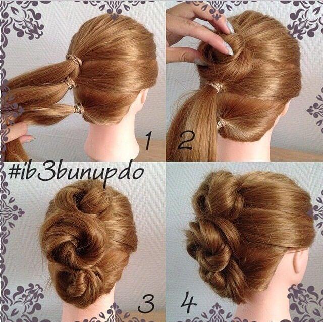 De belles coiffures pour les filles et les adultes Hair