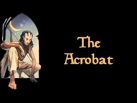 Skyrim Build: The Acrobat - Oblivion Class Restoration