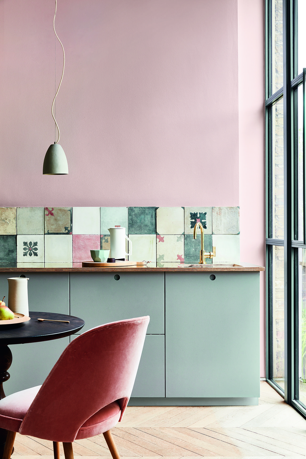 7 Bold And Beautiful Colour Ideas For A Modern Kitchen Home