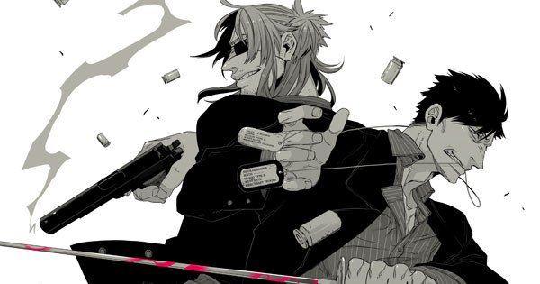Gangsta Manga Creator Kohske Diagnosed With Autoimmune ...