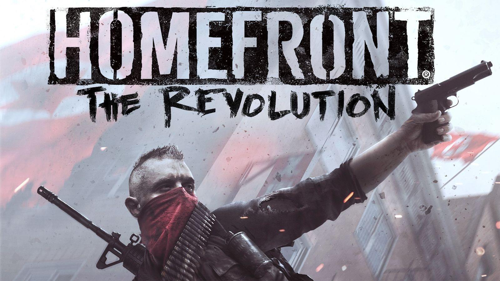 homefront the revolution Revolution, New video games