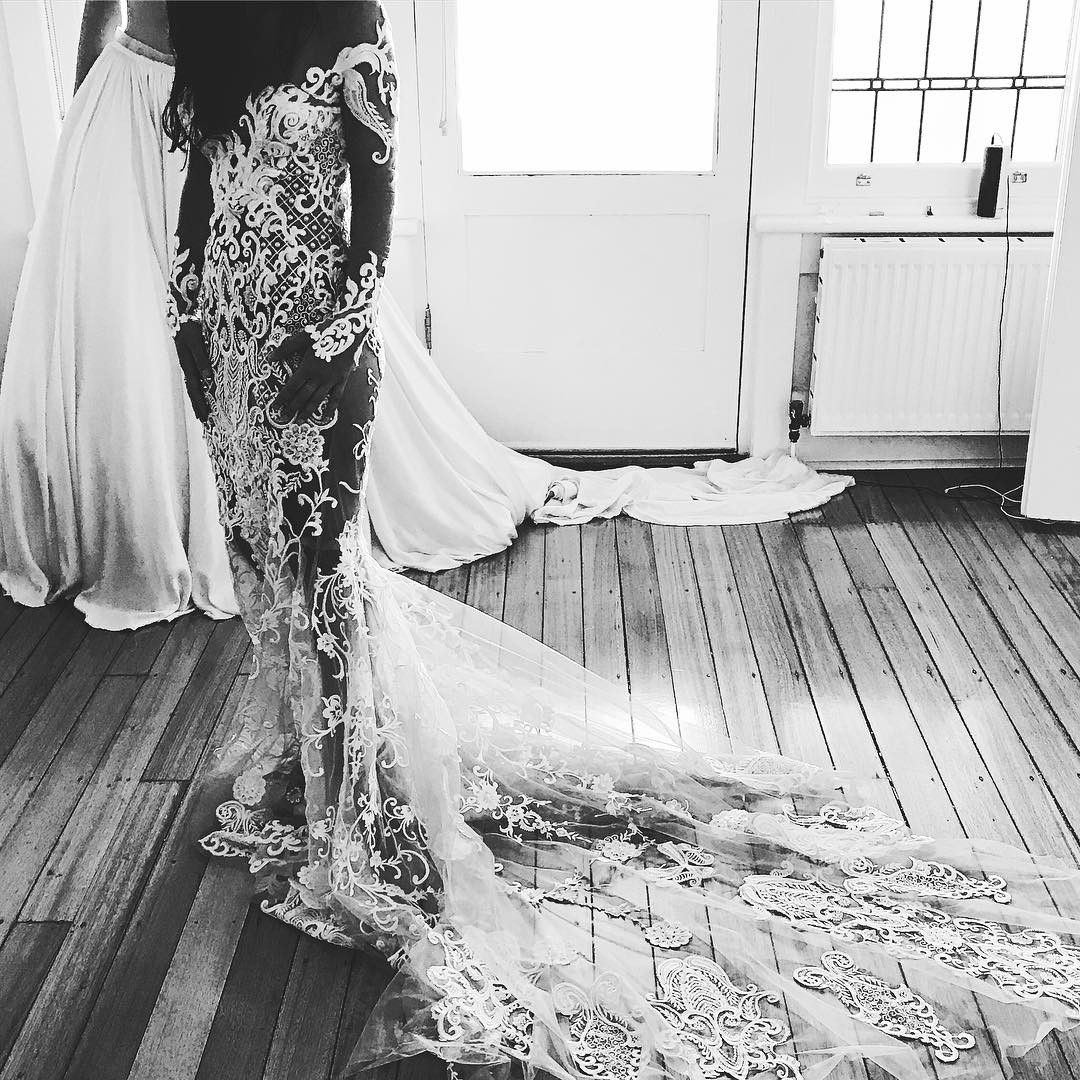 Nektaria wedding dress  Just love nektaria Sydney this week xx final bridal bookings