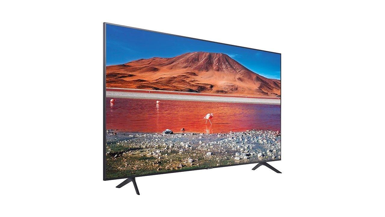 Samsung Ue43tu7105 Economico Televisor 4k De Imagen Nitida Televisor Televisores 4k Y Desenfoque De Movimiento