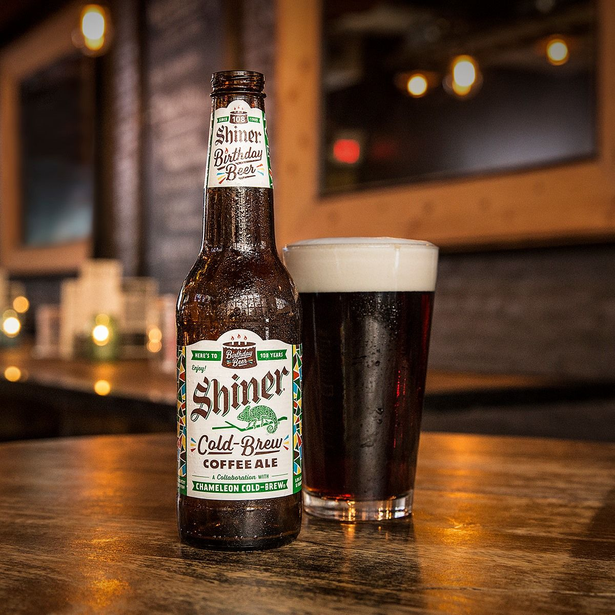 Shiner Releases New Beer Made With Cold Brew Coffee Beer Coffee