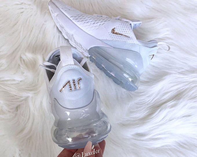 Glosario demostración Pelearse  Nike Air Max 90 LX terciopelo-partícula rosa/gris/blanco | Etsy | Shoes,  Embellished shoes, Dream shoes