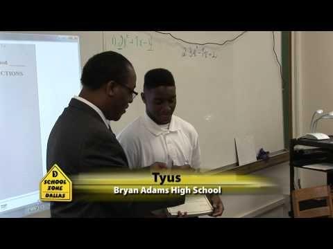 School Zone Dallas (9/17/12) Dallas ISD Students Receive Exciting Surprise