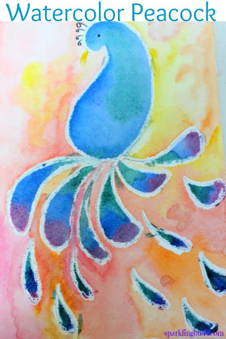 Watercolor Art For Kids 10 Colorful Ideas Kids Watercolor