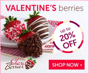 20 Off Shari S Berries Coupon Code 2015 16 Coupons Promo Codes Berries Gourmet Gifts Sharis
