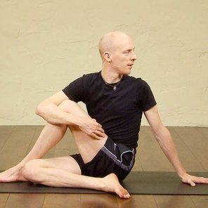 hatha yoga  physical postures that are held for a period