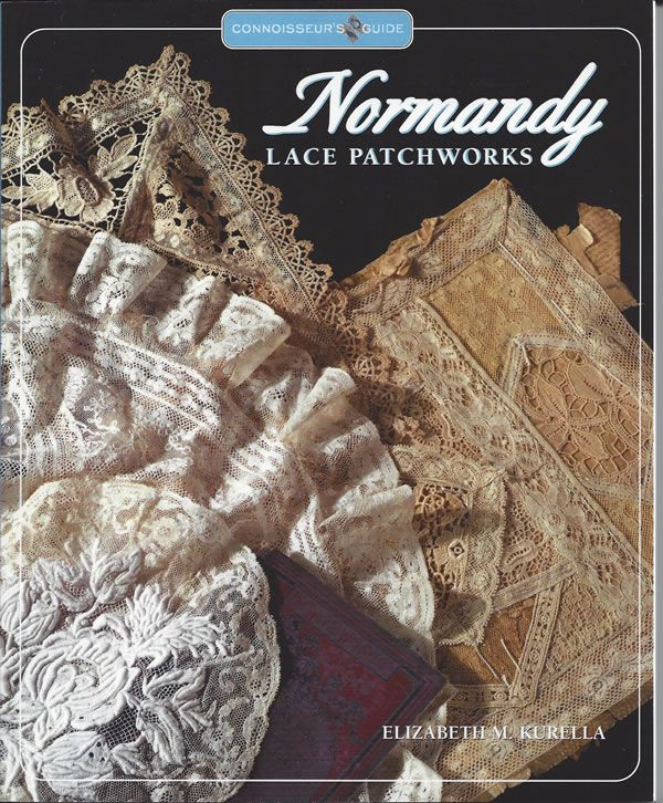 Normandy Lace Patchworks by Elizabeth Kurella, available in the Museum store.
