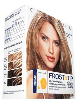 Clairol Highlighting Kit 300 I M Trying To Learn About Diy