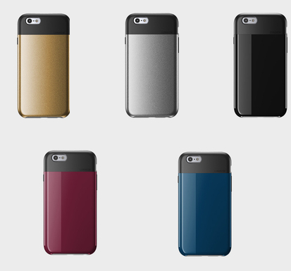 Lunatik FLAK cases for iPhone 6. Available in gold, silver, black, dark raspberry, and blue.  http://soundzdirect.com/search.php?Search=&search_query=lunatik+flak+iphone+6