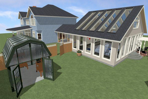 Creating Greenhouse and Poolhouse Chief Architect Help Database - chief architect resume