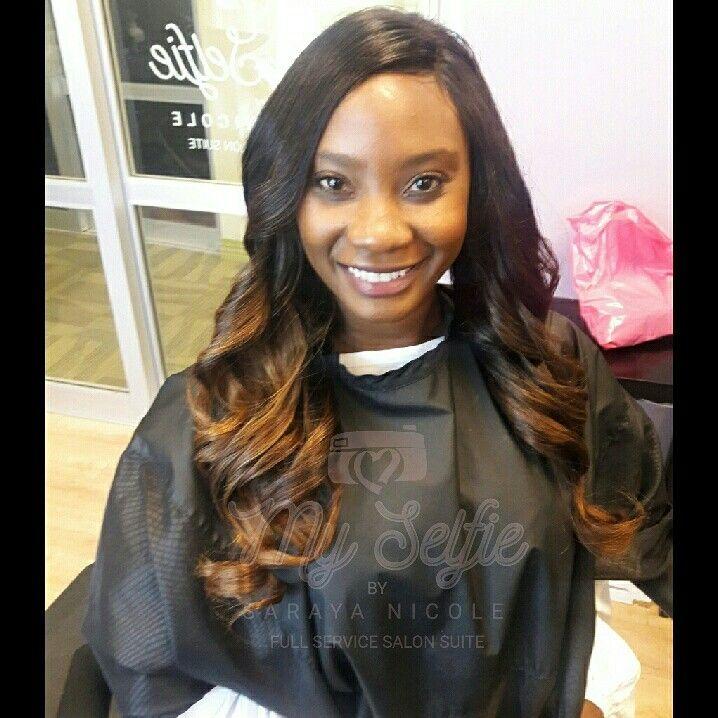 Full Lace Wig Install Heart My Selfie Salon In Tampa Fl