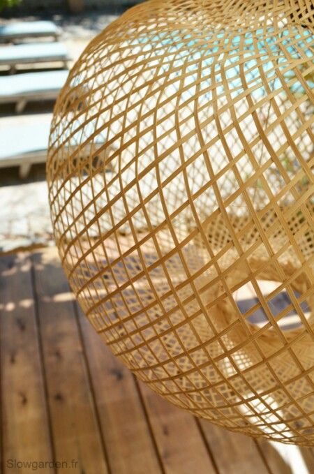 Boule de bambou