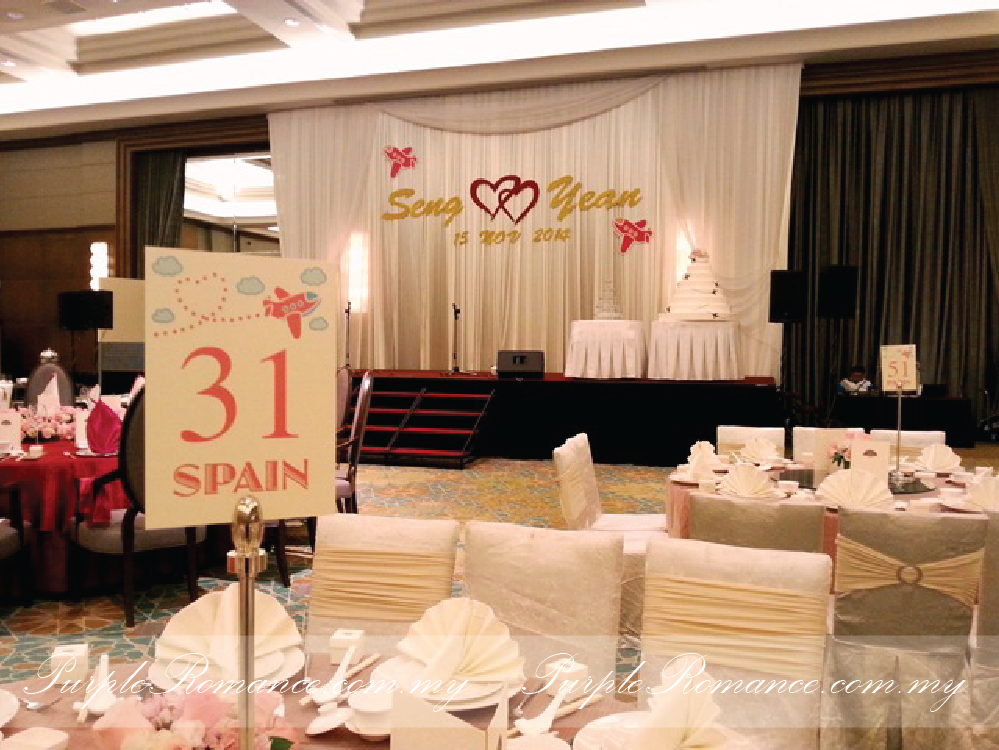 Country name table number stage decoration wedding decoration country name table number stage decoration junglespirit Images