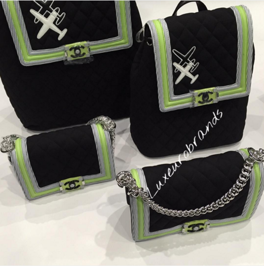 f52879fb3b81 Preview of the Chanel Spring/Summer 2016 Bags at the Press Day ...