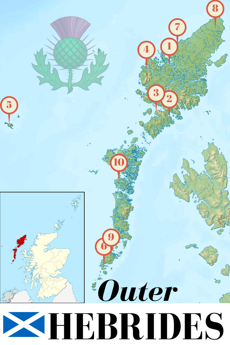 10 Unmissable Things To Do On Outer Hebrides : Scotland Traveloholic