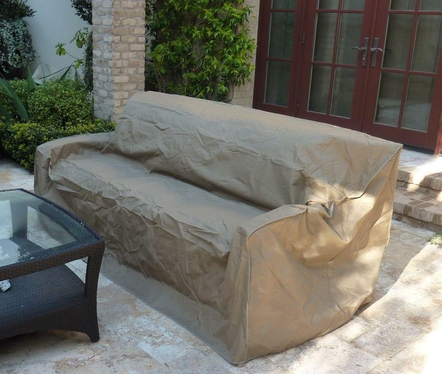 Merveilleux Patio Sofa Cover