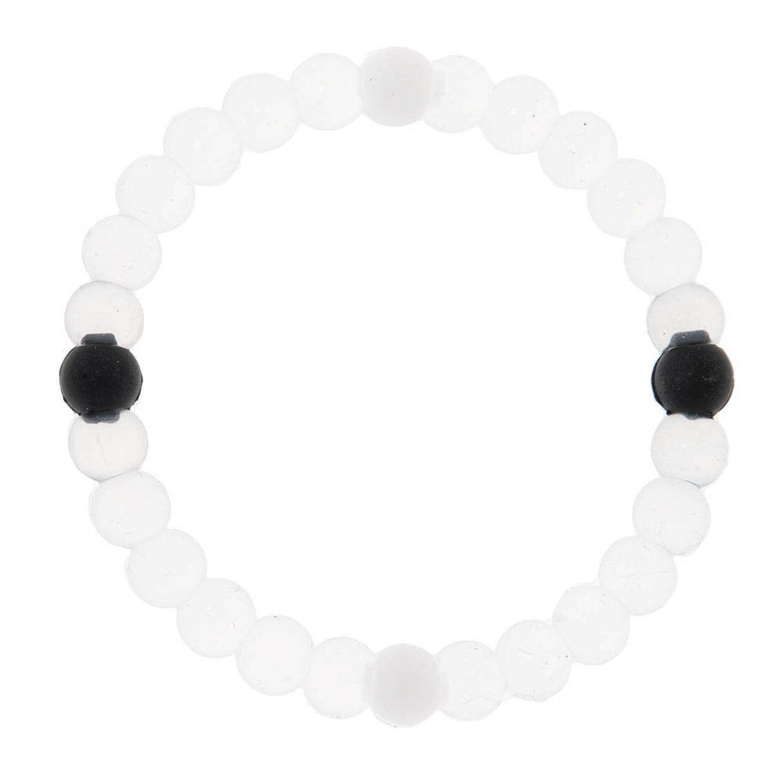 Fortune Stretch Bracelet - White