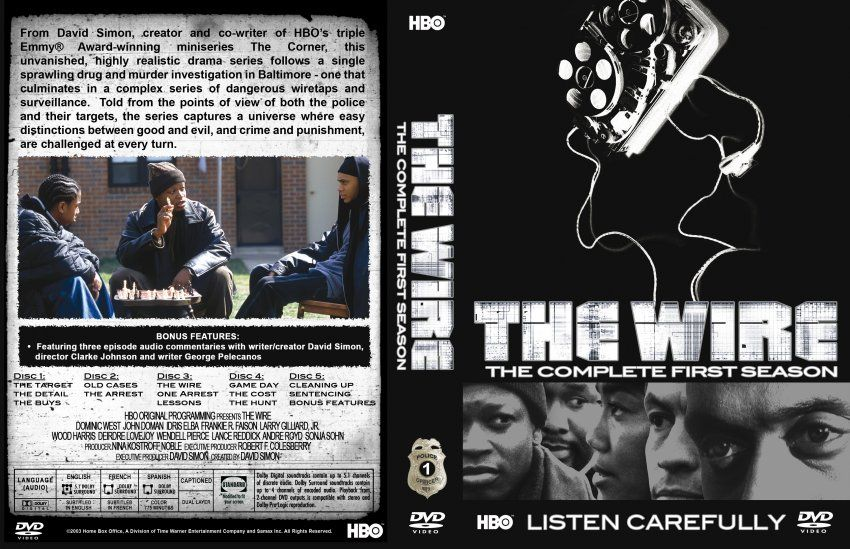 THE WIRE Watch And Reviews Of The Hit HBO Crime Drama Television Show