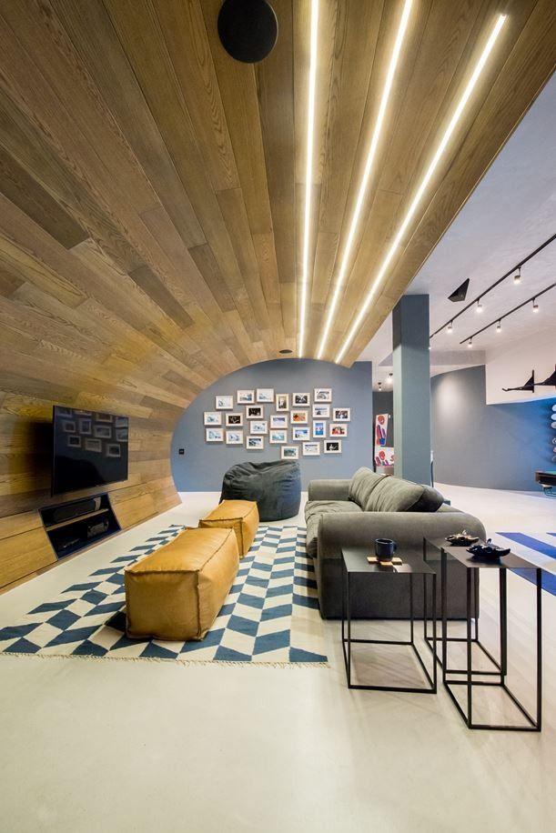 rsidence avec skatepark en afrique du sud par inhouse journal du design - Inhouse Interior Design