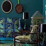 Paint Color Portfolio: Teal Living Rooms | Apartment Therapy