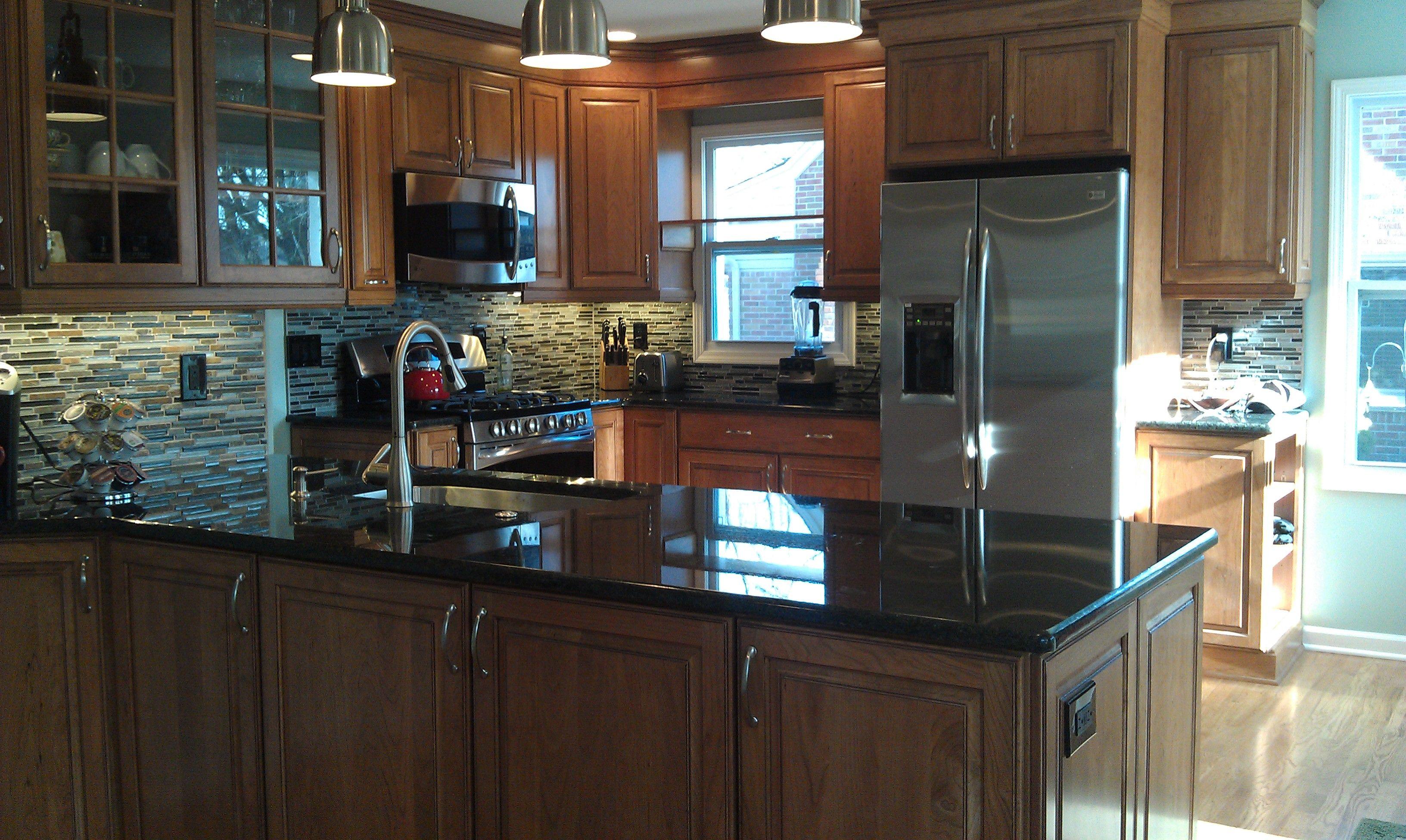 Photo Courtesy Of Jennifer Wilson KSI Designer Merillat Classic - Kitchen remodeling birmingham mi