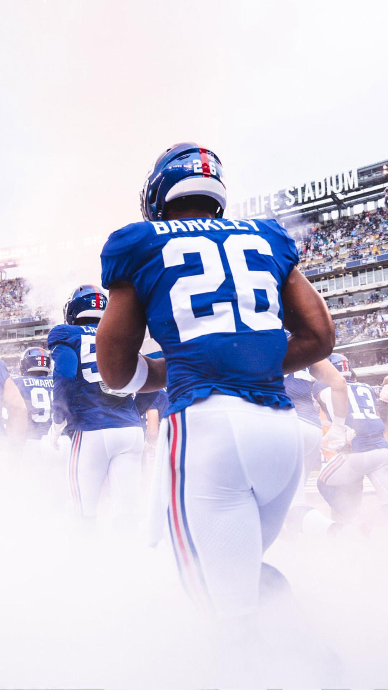 reputable site abc34 7657b NY Giants #26 Saquon Barkley | New York Giants | New york ...