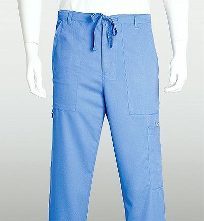 791e2f9052e Grey's Anatomy Drawstring Cargo Utility Men's Pant 0203 |  Medicalscrubscollection.com