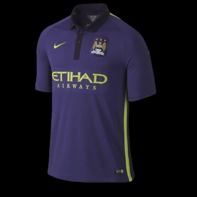 50 Shades Of Blue A Collection Of Retro Man City Shirts Manchester City Retro Men Shirts