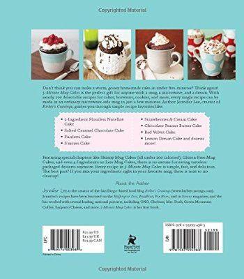 100 Yummy Microwave 5 Minute Mug CakesEmily CakesNearly lK1TJ3Fc