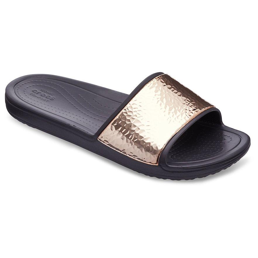 6362a3afdf3e Crocs Sloane Women s Slide Sandals