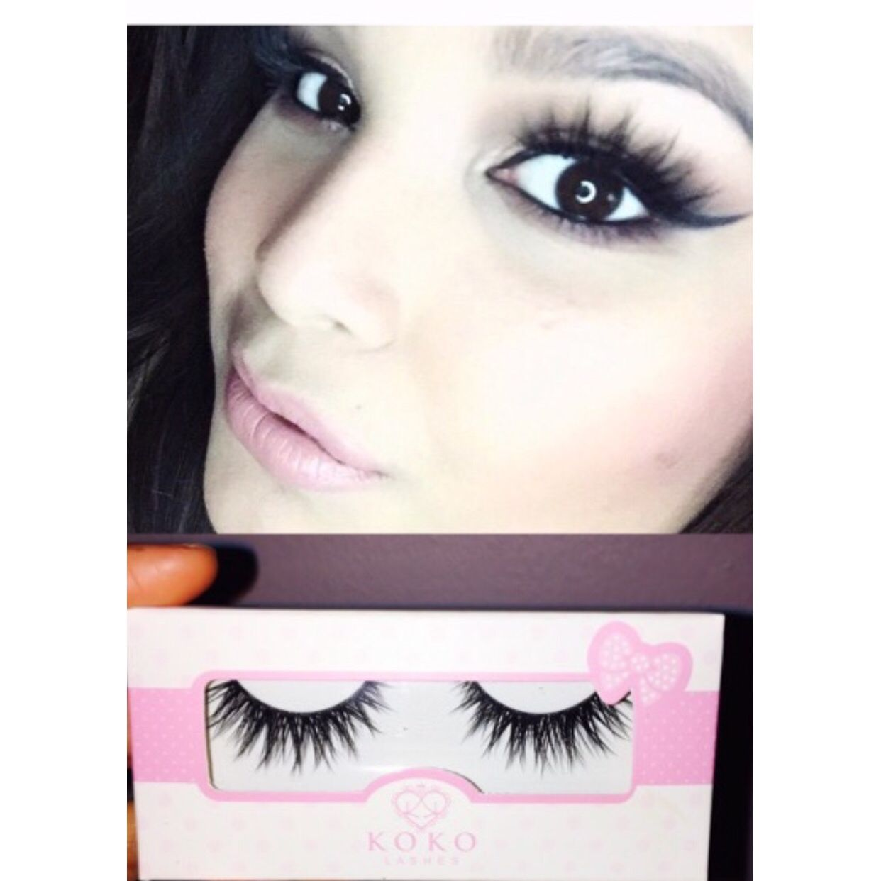 5be98d9811a PERFECT DUPE for House of Lashes in