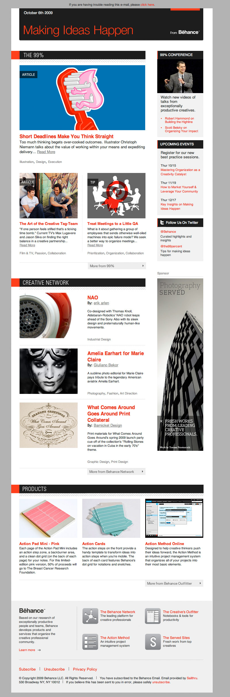 HTML Email Gallery   Design inspiration for emails and newsletters