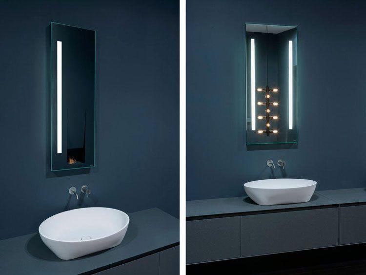 Specchi per bagno moderni dal design particolare