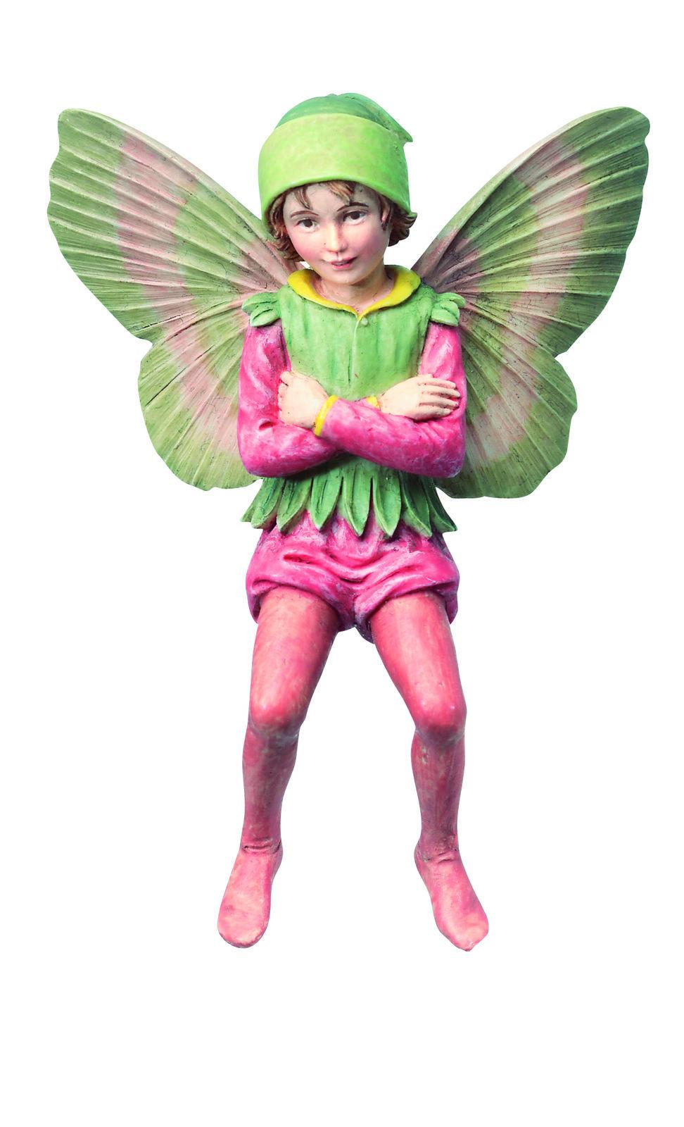"Cicely Mary Barker Flower Fairies /""Red Campion Fairy/"" Ornament NIB"