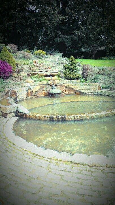 Glastonbury Chalice Well Gardens