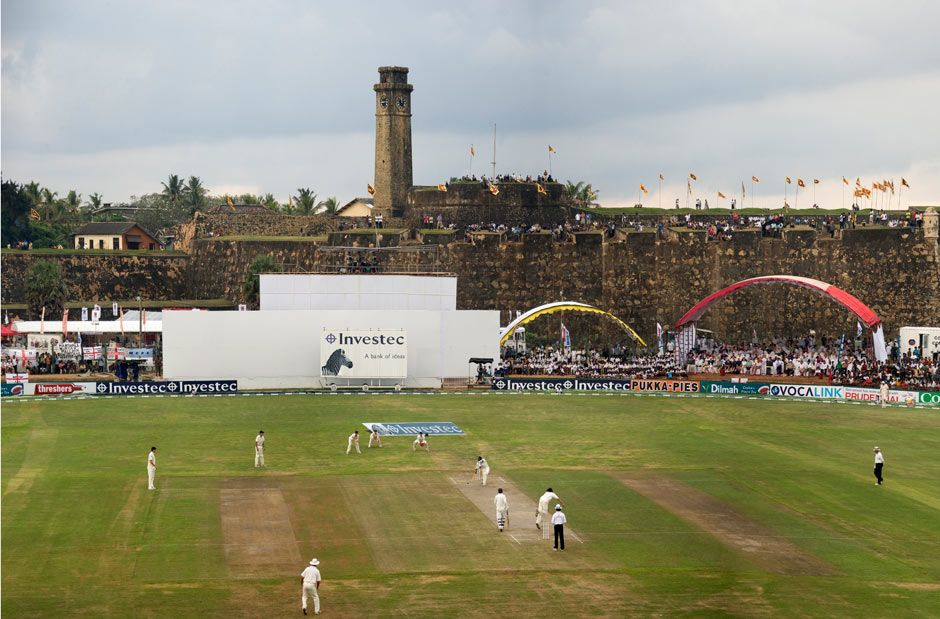 Image result for Galle International Stadium, Sri Lanka