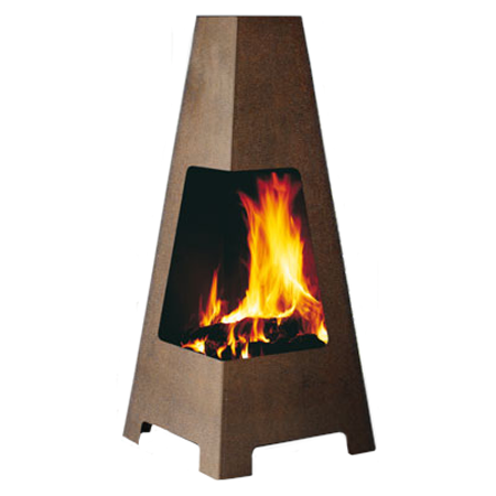 Jotul Terrazza Outdoor Chimenea  Outdoor Living  Feuerstelle garten Feuerstelle Outdoor