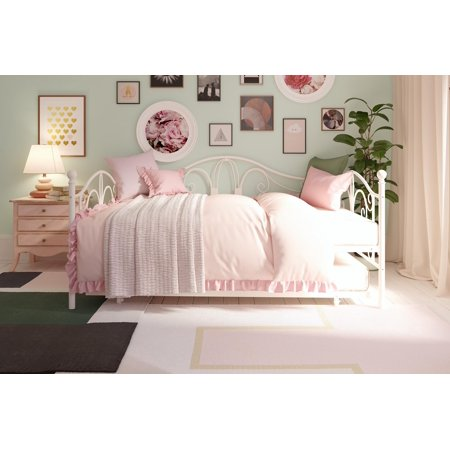 Home Metal Daybed Daybed With Trundle Girls Daybed