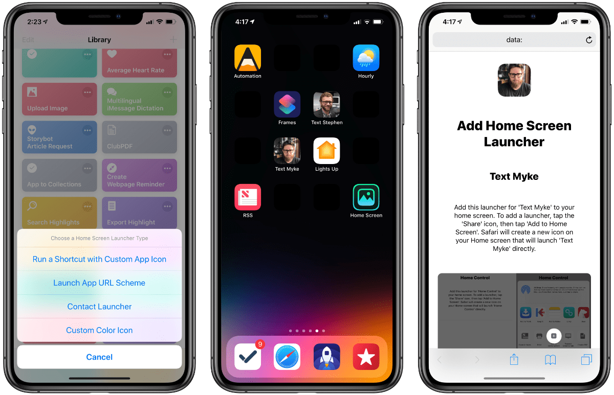 Change App Icons on iOS With This Shortcut Custom icons
