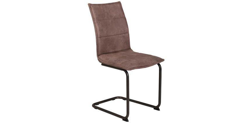 Schwingstuhl Mikrofaser Beige Stühle Beige Chair Und Furniture