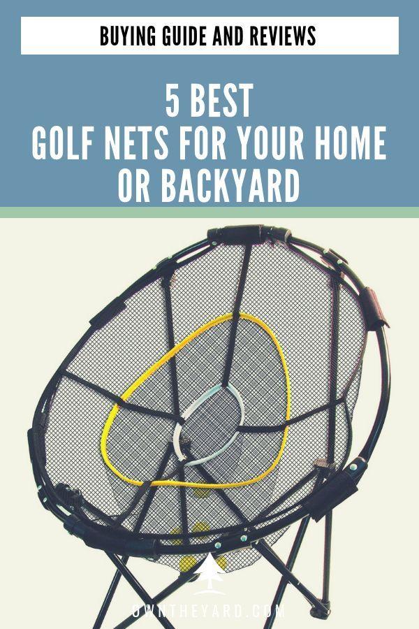 Best Golf Nets For Your Backyard in 2019 | Backyard games ...