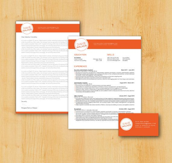 Creative resume writing service