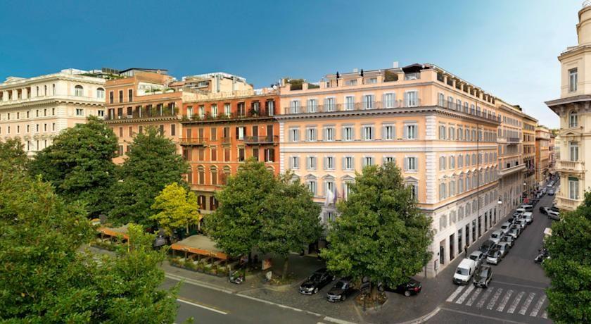 Booking Com Jumeirah Grand Hotel Via Veneto Rome Italy 248 Guest Reviews Book Your Hotel Now Grand Hotel Veneto Hotel