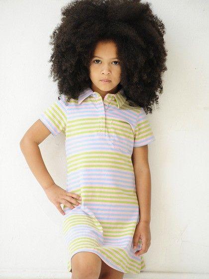 Mini Afro Style