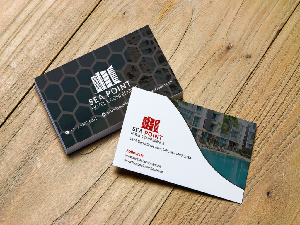 5 Best Business Cards For Hotel Cool Business Cards Spa Business Cards Business Cards Creative Templates